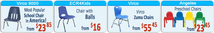 Preschool-Chairs