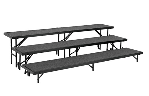 Durable Portable Choral Risers for Schools