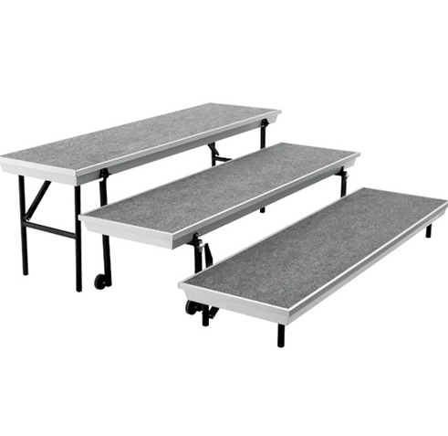 Supplier of Choir and Performance Risers for Schools