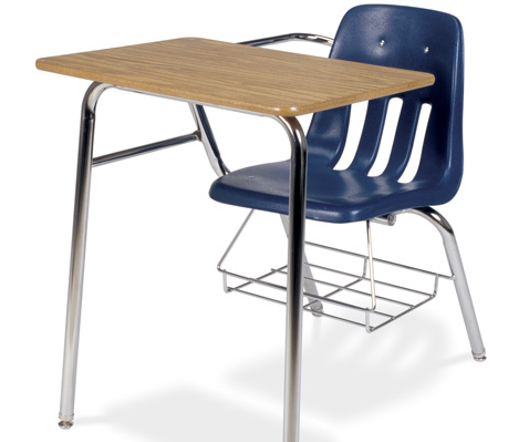 Deciding When It's Time to Purchase New Classroom Chairs and Desks