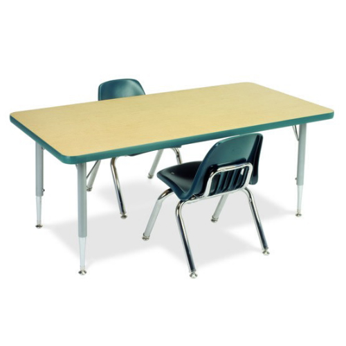 Virco 483048LO Activity Table