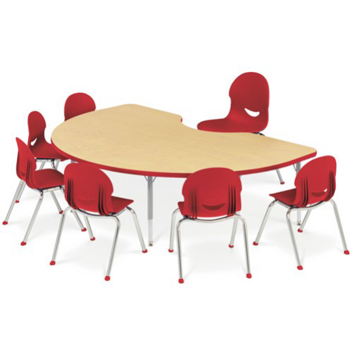 Virco 48KID72LO Activity Table