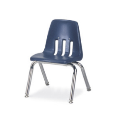 Virco 9012 School Chair 12 Seat Height