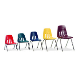 Virco 9000 Series School Chairs
