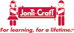 Jonti-Craft 20-Tray Fold and Lock Storage Unit with Clear Trays  (Jonti-Craft JON-03230JC)