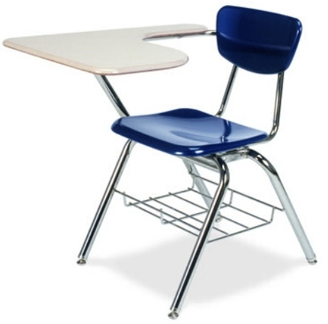 Top Four Chair Desk Options for High School Classrooms